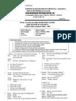 [Www.banksoal.web.Id] Soal Ulangan Mid Semester I SMP Kelas VIII - Bahasa Inggris (Dari SMPN 49 Jakarta)
