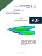 trabalho 03 modelos hidrológicos