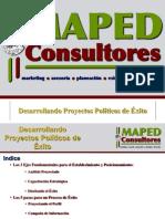 Desarrollando Proyectos Políticos Exitoso Por Ernesto Altamirano