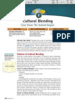Ch 18 Sec 2 - Cultural Blending