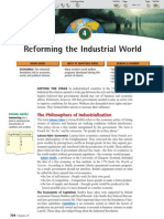 Ch 25 Sec 4 - Reforming the Industrial World
