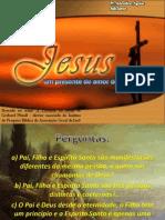 A Divindade de Cristo - Alternativo