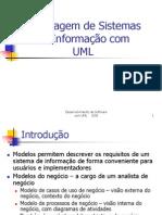 Modelagem de Sistemas Com UML