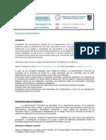 Dr Martínez Nogueira - Trabajo de Sociología de las Organizaciones - Posgrado GpR ASAP1