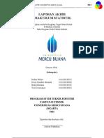 Laporan Hasil  Praktikum Distribusi Binomial Dan Hipergeometris