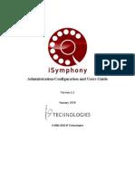 iSymphony_Manualv22-DRAFT9