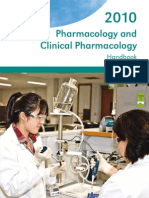 Pharmacology and Clinical Pharmacology Handbook