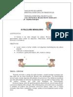 Apostila Professor - Folclore - Jaqueline Castro