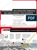 Ppt Minam-puno-contaminacion Lago Titicaca