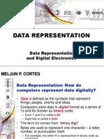 MELJUN CORTES  Data Representation