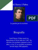 Jordi Sierra i Fabra