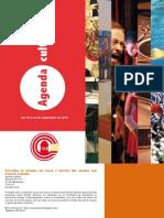 Boletín Corredor Cultural del Centro No. 12 (19 al 26 de septiembre de 2012)