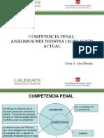6 Clase - Competencia Penal