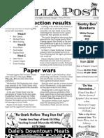 The Uralla Post Issue 02 Wk38 2012