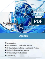 Aircraft Hydraulics System - Des
