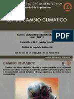 Ley de Cambio Climatico - Clase - Copia
