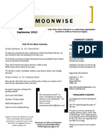 MoonWise September 2012