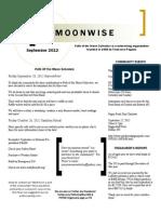 MoonWise September 2012