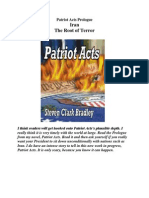 Patriot Acts Part One - Prologue Iran the Root of Terror
