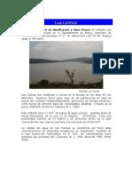 Embalses Nicaragua