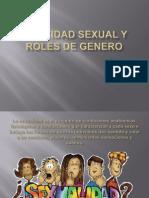 Identidad Sexual y Roles de Genero