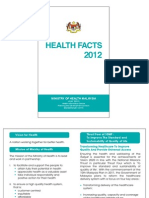 Health Fact 2012 Page by Page