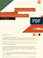GfK - Digitális fogyasztók, 2012. szeptember (prezentáció)