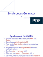 Synchronous Generator - Leel