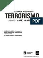 Dossier de Terrorismo