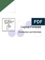 LogicalFallaciesIntro Activities