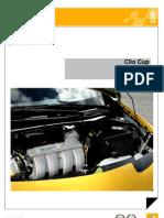 2-Moteur CLIO Cup 2008