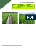 2012WS MET 1-Irrigated - Week 12 (September) Agusan del Norte