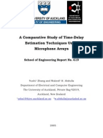 Time Delay Estimate