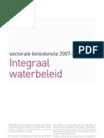 beleidsnota_waterbeleid