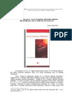Dil ve Edebiyat Öğretimi (Kitap Tanıtımı)
