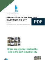 Urban Eco-mission (Paul Ede)