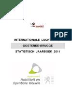 Statistisch Jaarboek 2011_luchthaven Oostende