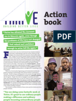 Thrive Action Book 2011