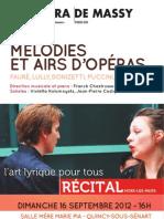 Prog récital quincy