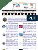 Wednesday - September 19, 2012 - ForeclosureGate Gazette