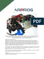 More details about the Carprog Full V4.1