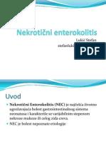 Nekrotični enterokolitis