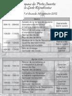 Programme Po Gr 2012