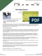 124_Rivet Edge Distance