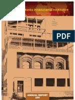 VIF Annual Report 2011