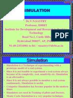 Simulation MCM