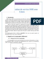 Administration de Service SSH Sous Linux