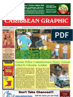 Caribbean Graphic September