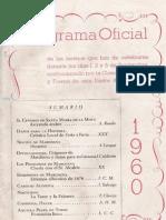 Revista de Feria de 1960