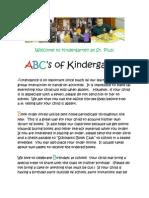 ABCs if Kindergarten[1]